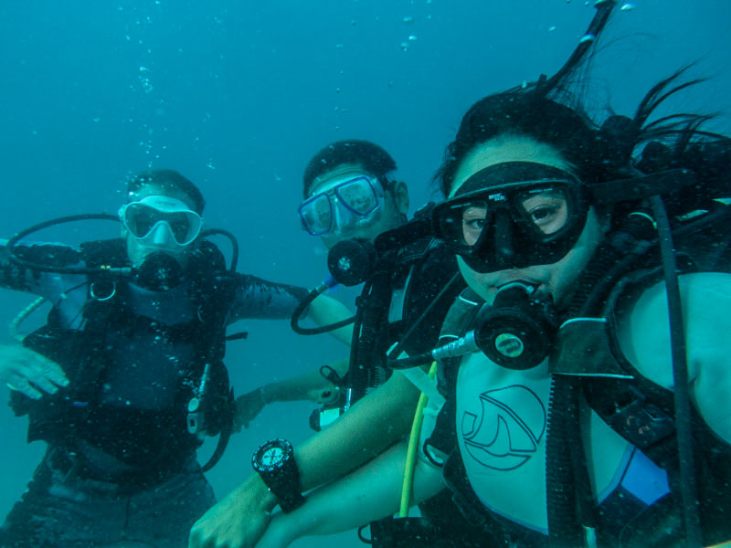 Water Conditions For Scuba Diving